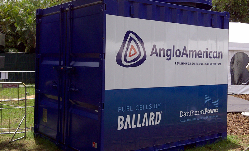 Hydrogen Fuel Cells To Provide Sa Village With Power