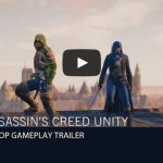 Slo-mo AC: Unity trailer shows off co-op goodness