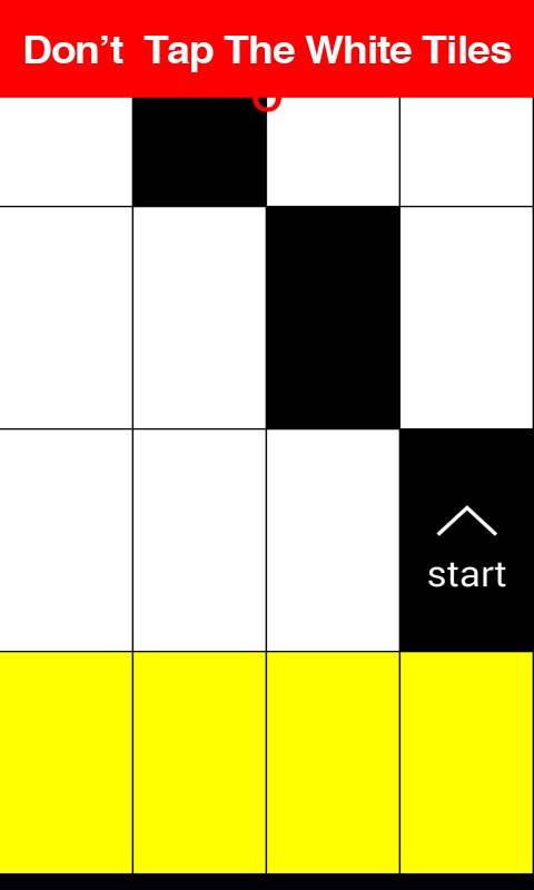 Don't Tap The White Tile - Online Game - Play for Free ...