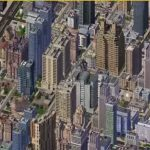 Man makes a virtual city with over 100 million residents
