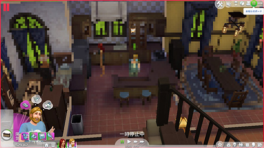 The Sims 4 pirates are in for a pixelated surprised