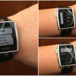 Pebble update brings Android Wear-like ability to reply from your wrist