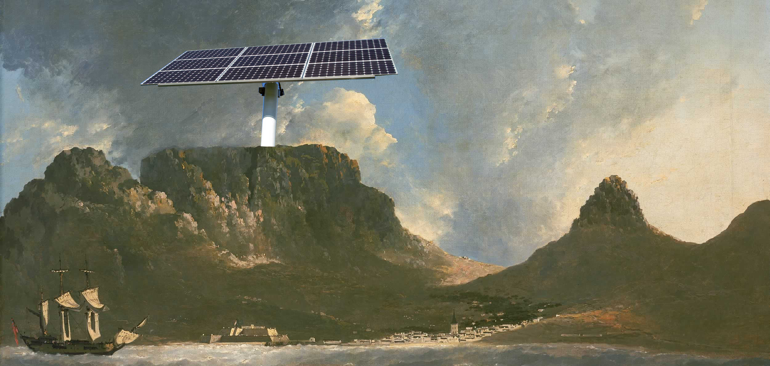 Germany Solar Power >> The Cape Town scheme that lets you sell electricity to the ...