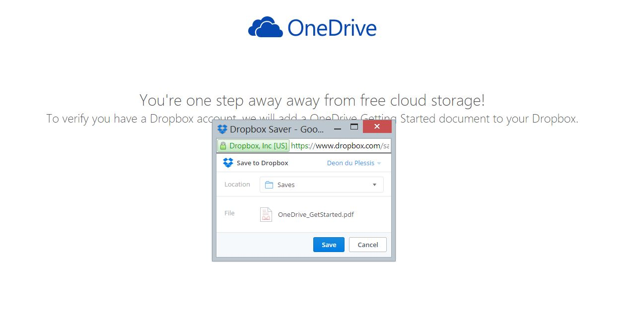how to know my onedrive space