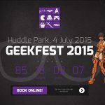 Joburg's awesome GeekFest is back again this year