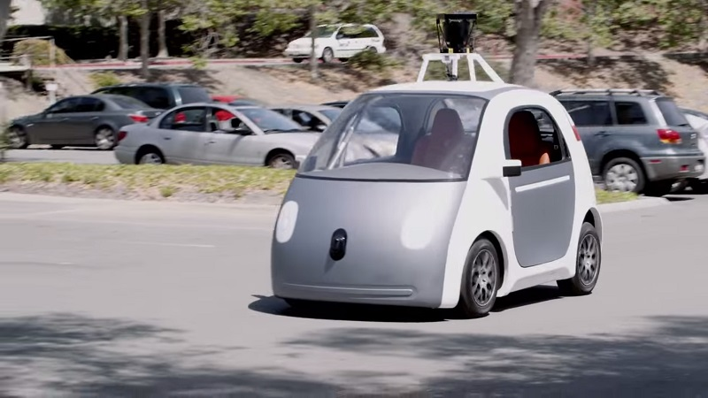 The Goal Of The Self Driving Car