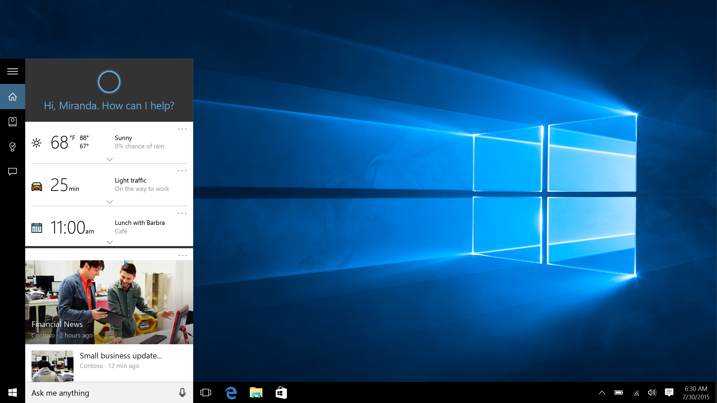 Cortana-in-Windows-10 - htxt.africa