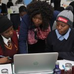 Intel She Will Connect empowers girls with holiday coding workshops