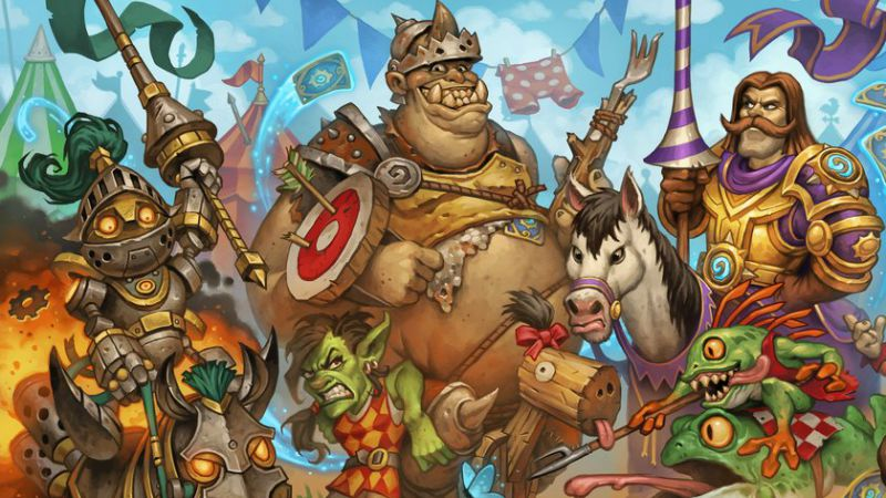Hearthstone expansion review