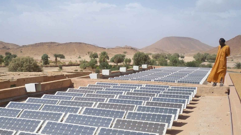 African Renewable Energy Fund Hits R2 7 Billion Target