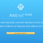 Amazon Web Services jumps on the internet of things