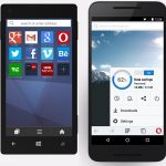 Opera browser update adds installable web apps