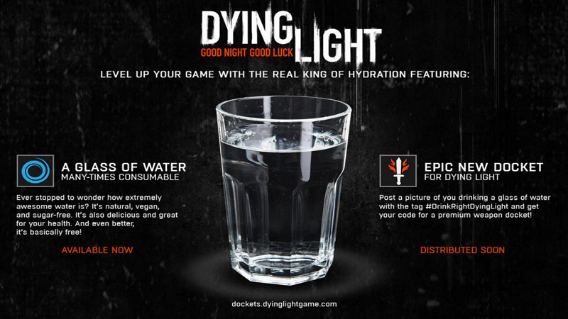 Dying Light All Crafting Items Maxed