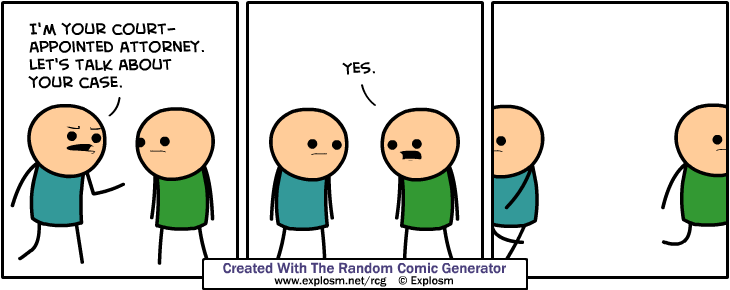 how to draw cyanide and happiness characters