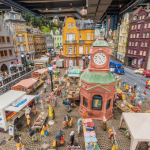 Google Street View goes miniature, captures world's largest model museum