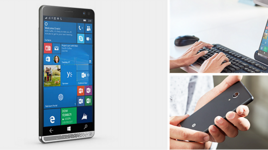 HP's Elite x3 Is a Smartphone That Could Be Your Next PC