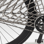 A 3D printed stainless steel bicycle… printed by a welding robot