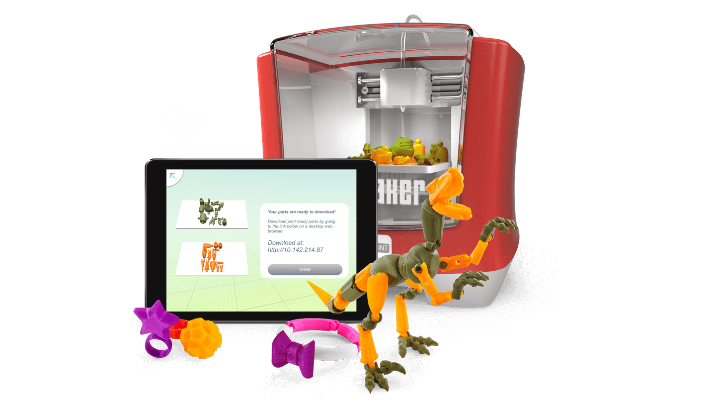 Mattel wants to get kids making with a cheap 3D printer and CAD software - htxt.africa