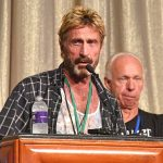 John McAfee supports Apple, says FBI is enforcing slavery