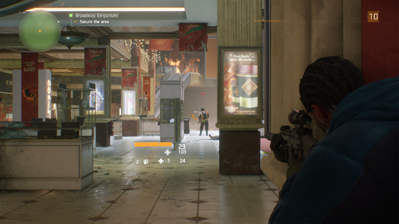 Tom Clancy's: The Division review - htxt africa