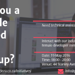 Get your code and your startups in order at GirlCode app.clinic()