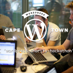 Capetonian hackers! Help charities at the WordPress do_action hackathon
