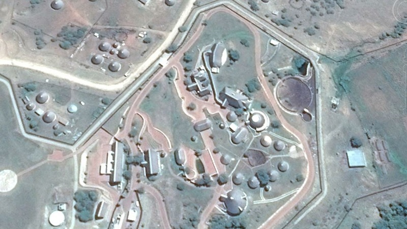 here s the latest aerial view of nkandla thanks to google