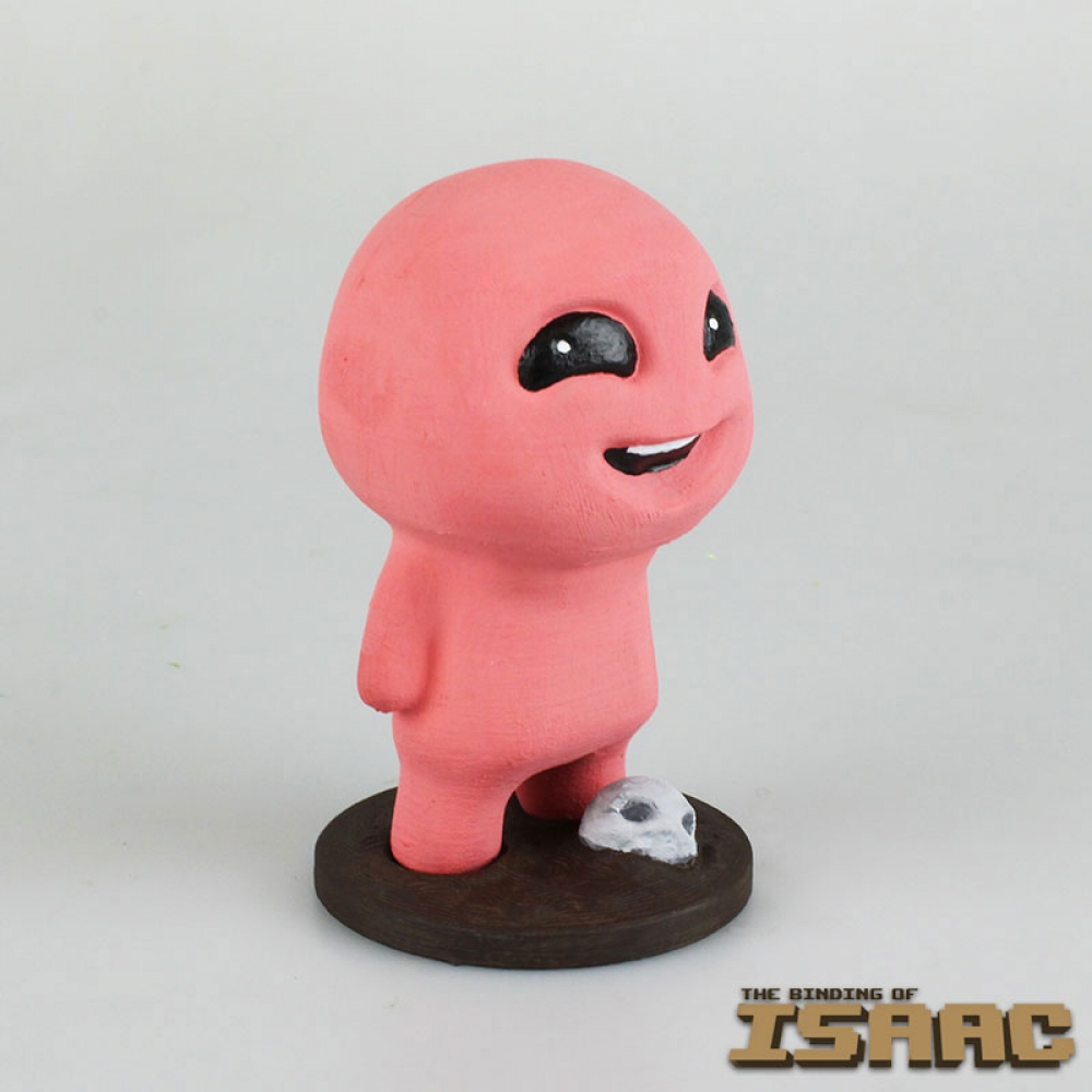 The Binding Of Isaac 3D Print Pic 2