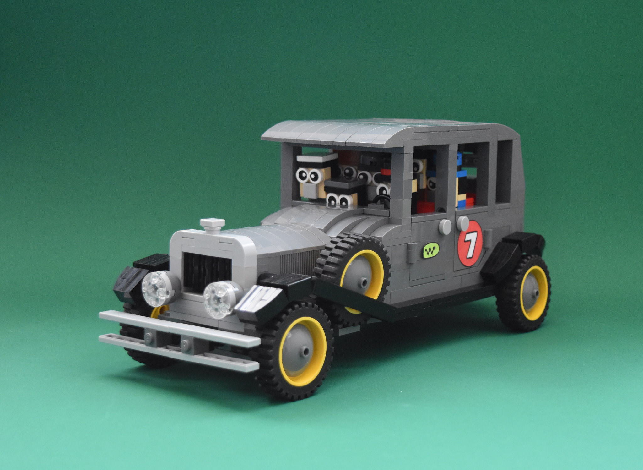 Old Wacky Car Deisgns