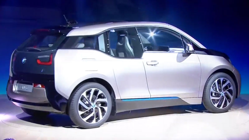 Bmw S I3 Electric Car Unveiled Hits South Africa In 2014 Htxt Africa