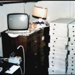 Newly released photo shows first Apple computers stacked in cardboard boxes