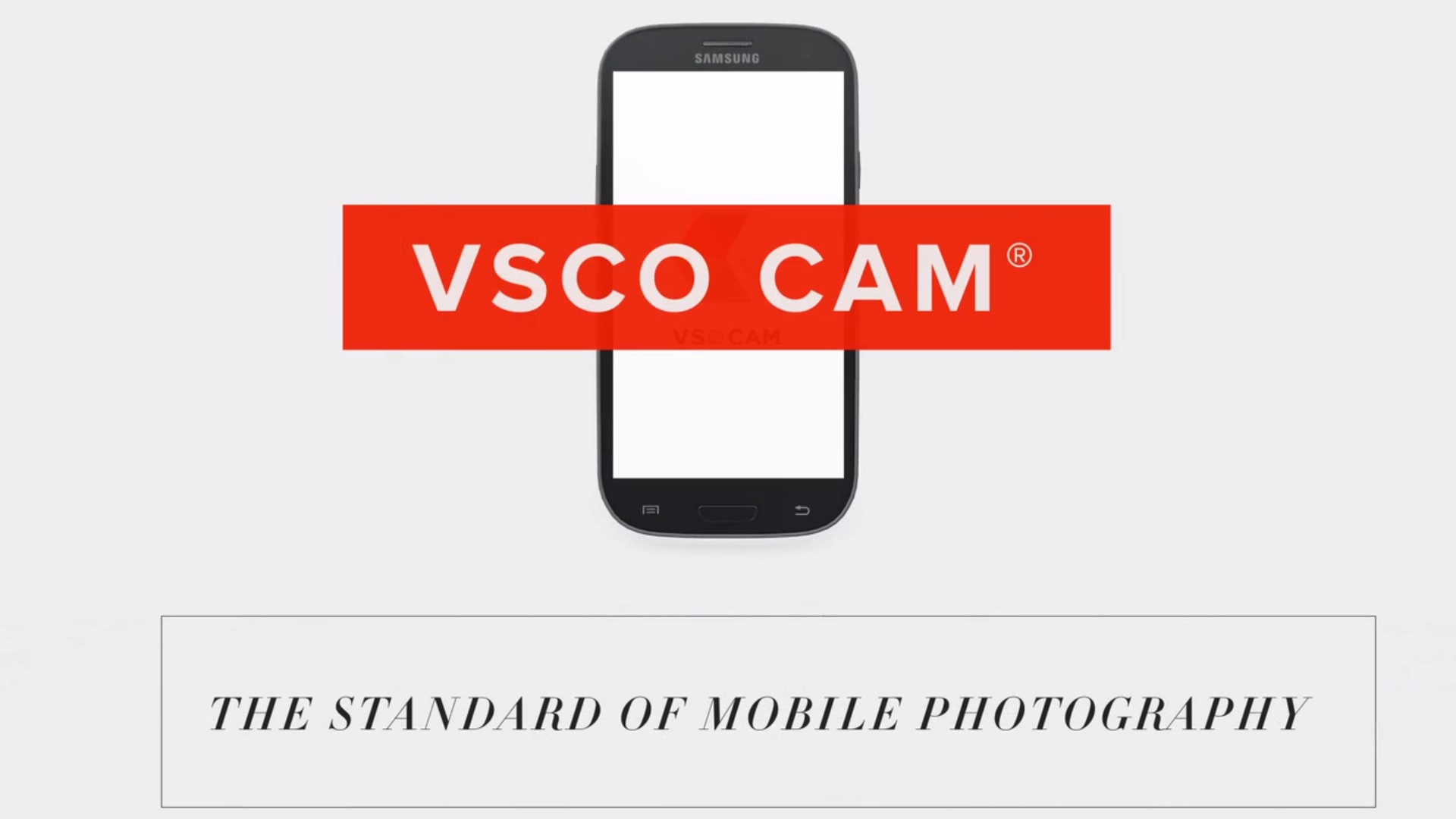 Popular iOS camera app VSCO Cam arrives on Android today