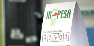 M-Pesa mobile money
