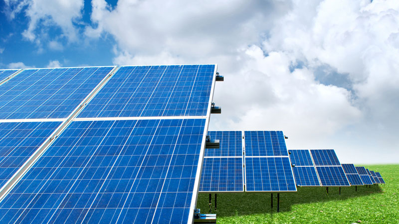South Africa S Largest Solar Power Plant Goes Online