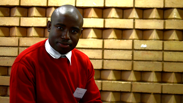 Philemon Nkosi, looking to start a consultancy for farmers.