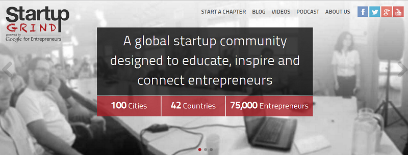 Startup Grind is coming to Joburg - htxt africa