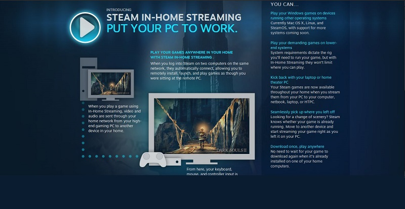 HOW TO] Stream games from one PC to another with Steam - htxt africa