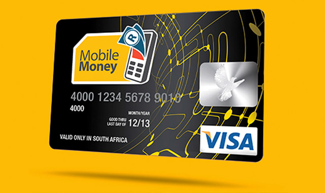 mtn launches prepaid visa card - Visa Money Card