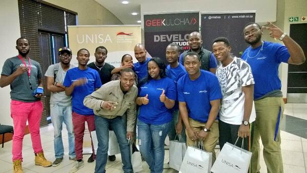 The team which most impressed the judges.