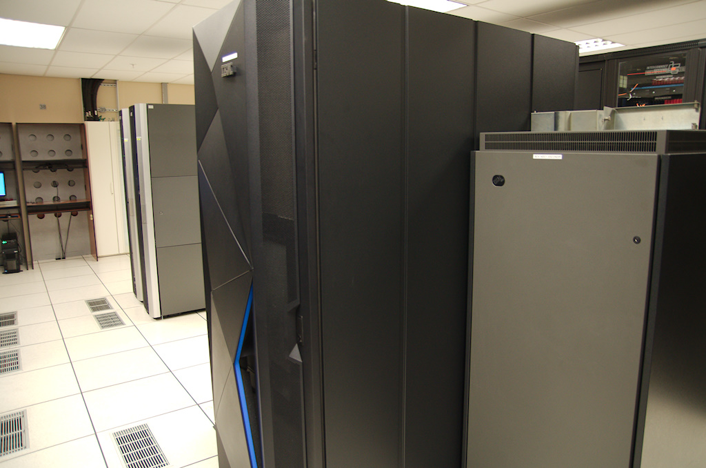 It's the almost indestructible nature of the mainframe that makes customers willing to pay for it.