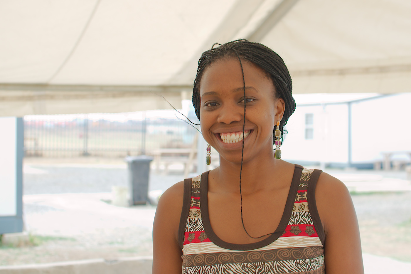 Nonhlana Masina, co-founder of the African School for Excellence.