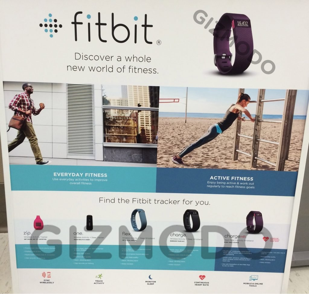 Fitbit Charge and Charge HR (2)