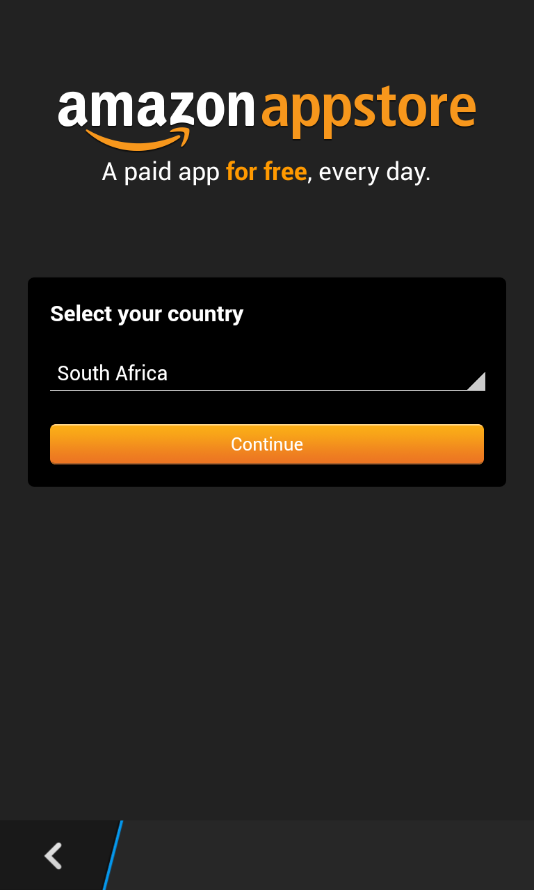 how to change your app store country