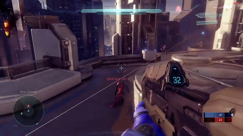 See the Halo 5 multiplayer beta in action - htxt africa