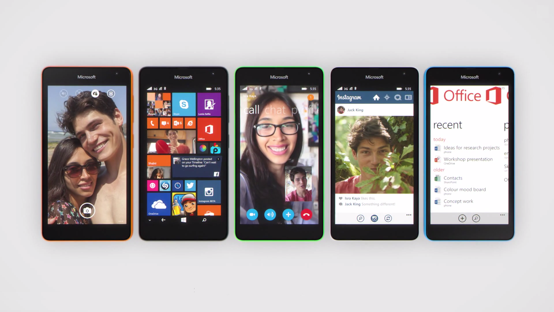 Nokia Lumia 535 Saturn: Microsoft's First Non-Nokia Lumia Is The Budget Lumia 535