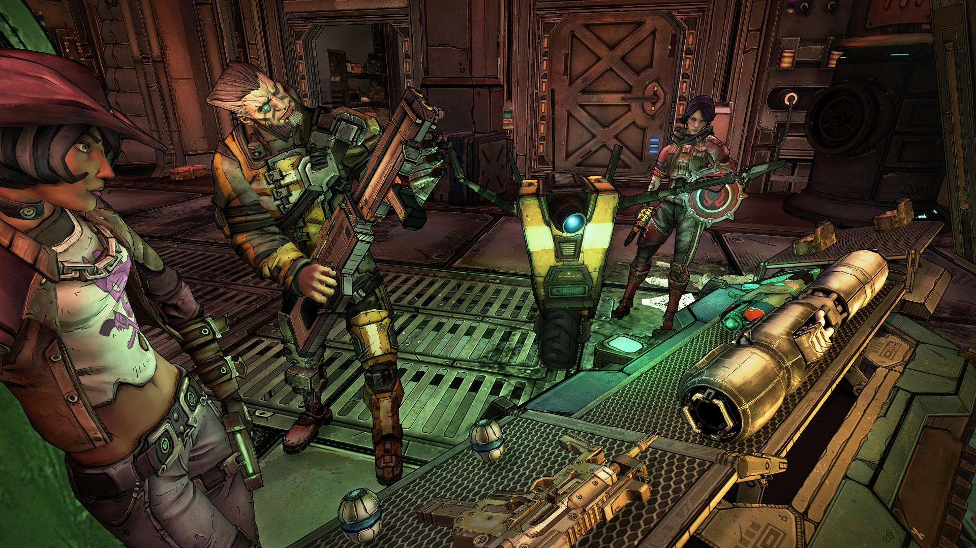 REVIEWED] Borderlands: The Pre-Sequel - Better in space