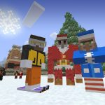Minecraft for Xbox gets into the Christmas spirit with this holiday-themed DLC pack