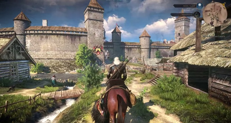 The Witcher 3 Wild Hunt S Hardware Needs Will Make Your
