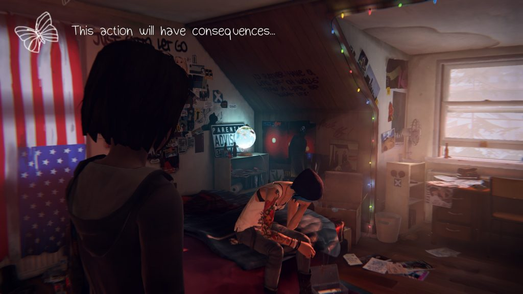 Life is Strange - Consequence Indication