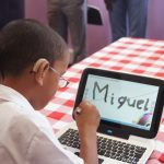 Rail lines deliver high speed internet & elearning at Durban school for the hearing impaired